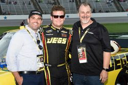 Cody Coughlin, GMS Racing, Chevrolet Silverado Jeg's.com, with guest