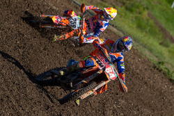 Jeffrey Herlings en Glenn Coldenhoff, KTM MXGP