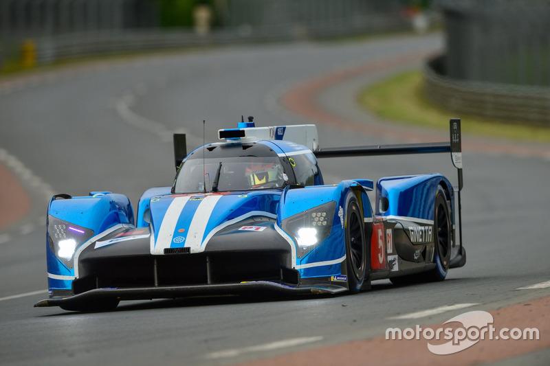 14. Чарли Робертсон, Майкл Симпсон, Лео Руссель, CEFC TRSM Racing, Ginetta G60-LT-P1 (№5)