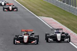 Keyvan Andres, Van Amersfoort Racing Dallara F317 - Mercedes-Benz, Marino Sato, Motopark Dallara F31