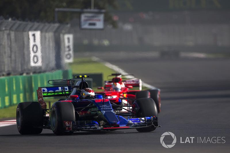 Bagaimana dengan jalannya FP1 di Meksiko? (lanjutan)