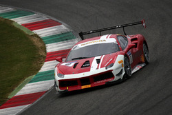#8 Octane 126 Ferrari 488: Fabio Leimer