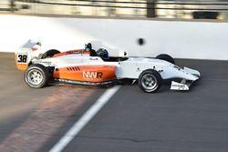 Oscar de Luzuriaga, Newman Wachs Racing
