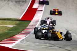 Carlos Sainz Jr., Renault Sport F1 Team RS17, Felipe Massa, Williams FW40