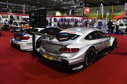 McLaren en BMW DTM tentoongesteld