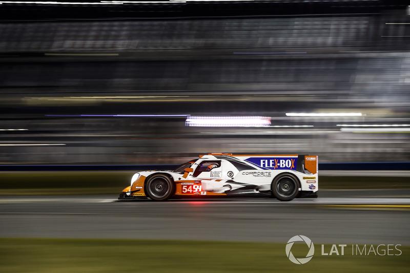 23. #54 CORE autosport ORECA: Romain Dumas (LMP2)