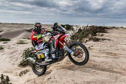 Хоан Барреда Борт, Monster Energy Honda Team, Honda CRF 450 Rally (№5)