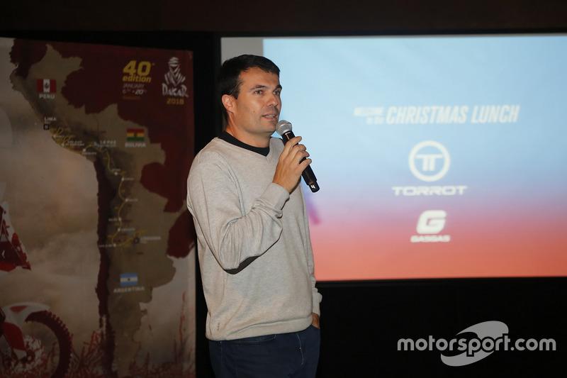 Ivan Contreras, CEO Torrot