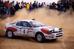 Carlos Sainz, Luis Moya, Toyota Celica