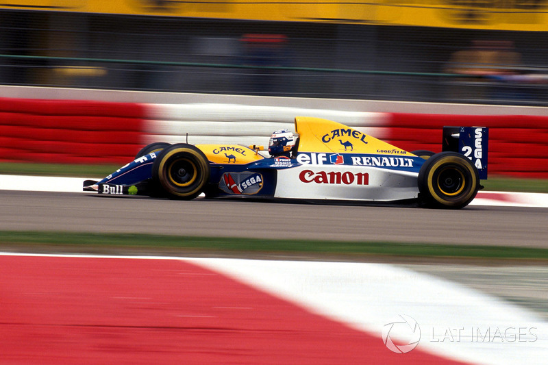1993 - Williams FW15C