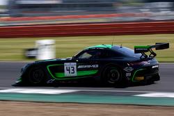 #43 Strakka Racing Mercedes-AMG GT3: Maximilian Buhk, Maximilian Götz, David Fumanelli