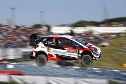 Ott Tänak, Martin Järveoja, Toyota Yaris WRC, Toyota Racing