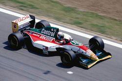 Alessandro Zanardi, Lotus 107B