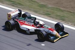 Alessandro Zanardi, Lotus 107B Ford