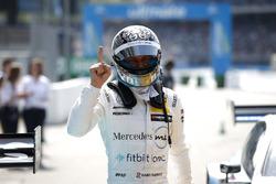 Pole position for Gary Paffett Mercedes-AMG Team HWA
