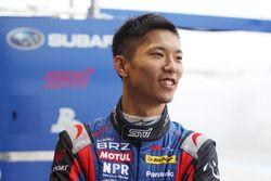 #61 R&D Sport Subaru BRZ: Hideki Yamauchi