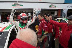 Pole position for Norbert Michelisz, Honda Racing Team JAS, Honda Civic WTCC