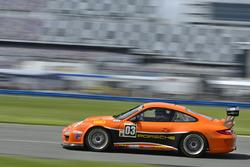 #03 MP1B Porsche GT3 Cup, Juan Ramirez, MGM Racing