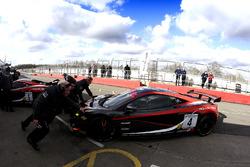 Michael O'Brien, Charlie Fagg Tolman Motorsport Ltd McLaren 570S GT4