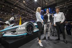 Daniel Abt, Audi Sport ABT Schaeffler, Mitch Evans, Jaguar Racing