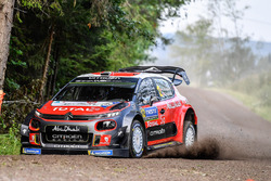 Khalid Al-Qassimi, Chris Patterson, Citroën C3 WRC, Citroën World Rally Team