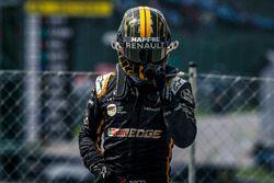 Nico Hulkenberg, Renault Sport F1 Team zatrzymanie na torze