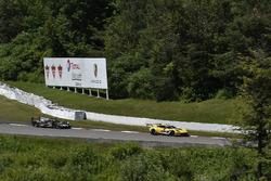 #3 Corvette Racing Chevrolet Corvette C7.R, GTLM: Antonio Garcia, Jan Magnussen, #5 Action Express Racing Cadillac DPi, P: Joao Barbosa, Filipe Albuquerque