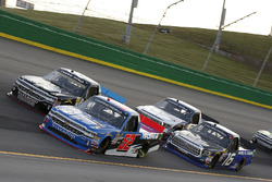 Stewart Friesen, Halmar Friesen Racing, Chevrolet Silverado We Build America Brett Moffitt, Hattori Racing Enterprises, Toyota Tundra ADVICS /AISIN GROUP