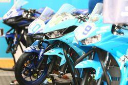 Yamaha WSSP300 bikes