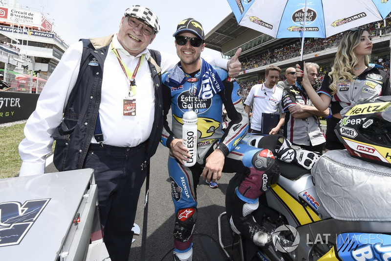 Marc van der Straten and Thomas Luthi, Estrella Galicia 0,0 Marc VDS, Marc VDS