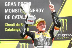 Podium: Gabriel Rodrigo, RBA Racing Team