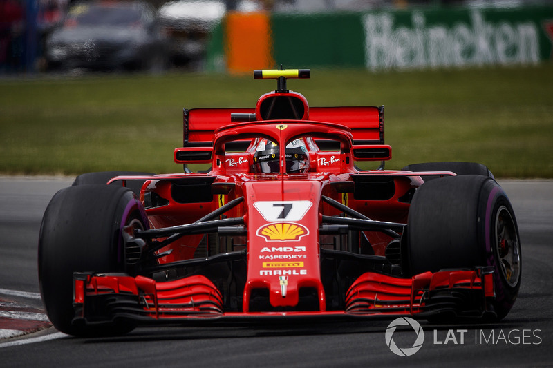6: Kimi Raikkonen: 215 GPs (76,79% dos disputados)