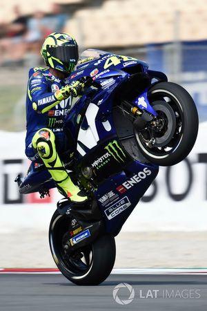 Валентино Росси, Yamaha Factory Racing
