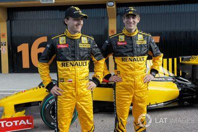 Renault R30, presentación