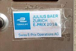 Sonnette de la société suisse ePrix Operations