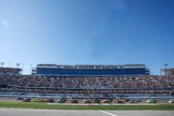Start zum 60. Daytona 500: Alex Bowman, Hendrick Motorsports Chevrolet