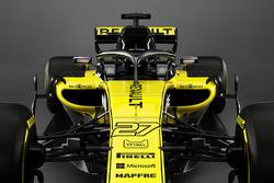 Renault F1 Team RS18 detail voorkant