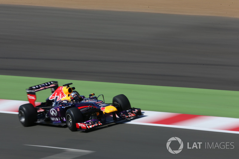 2013: Red Bull Racing RB9 (Test)