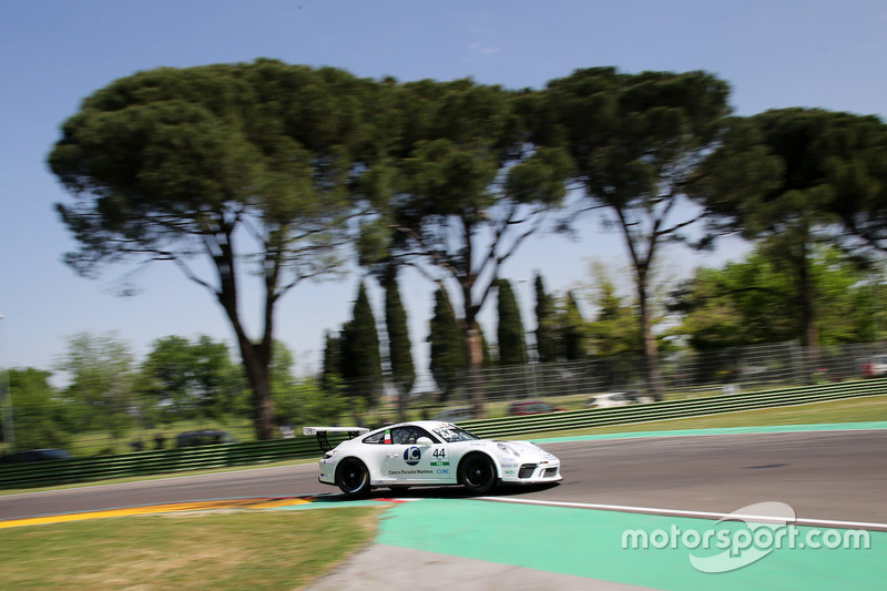 Nicola Pastorelli, Dinamic Motorsport