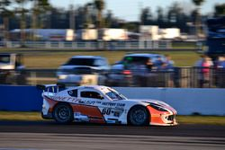 #60 TA3 Ginetta G55, Alline Cipriani of Ginetta USA