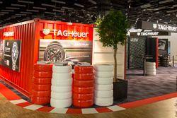 Esibizione TAG Heuer al Motor Show di Ginevra