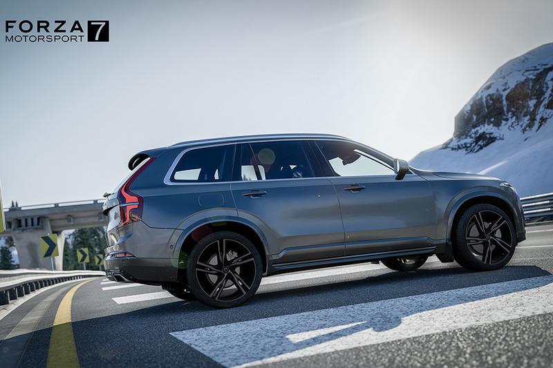 2017 Volvo XC90 R-Design