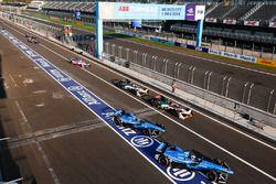 Nicolas Prost, Renault e.Dams, Sébastien Buemi, Renault e.Dams, Daniel Abt, Audi Sport ABT Schaeffle