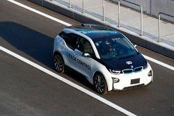 BMW i3 FIA Race control car