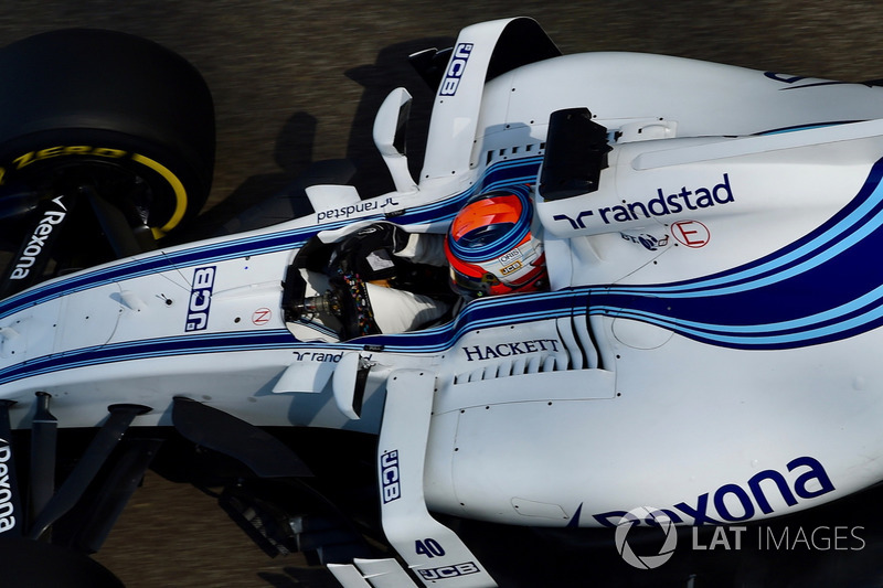 Robert Kubica, Williams FW40