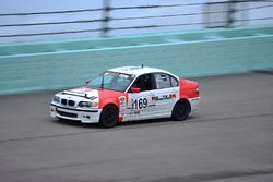 #169 MP2B BMW M3: Adam Yunis, Rick Dewall, John Estupian of TLM USA