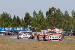 Juan Pablo Gianini, JPG Racing Ford, Christian Dose, Dose Competicion Chevrolet