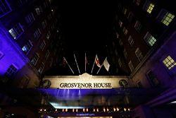 Grosvenor House Hotel girişi