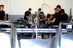 #55 Mazda Team Joest Mazda DPi: René Rast, Olivier Jarvis,