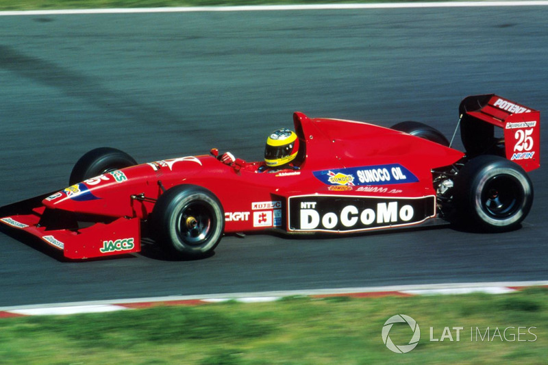 1996: Ralf Schumacher, TeamLe Mans